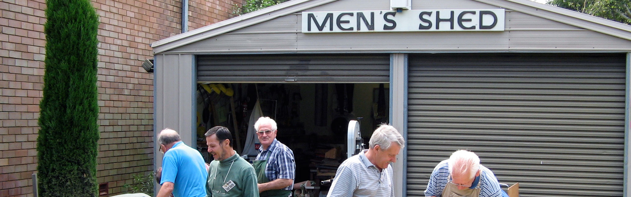 mens shed